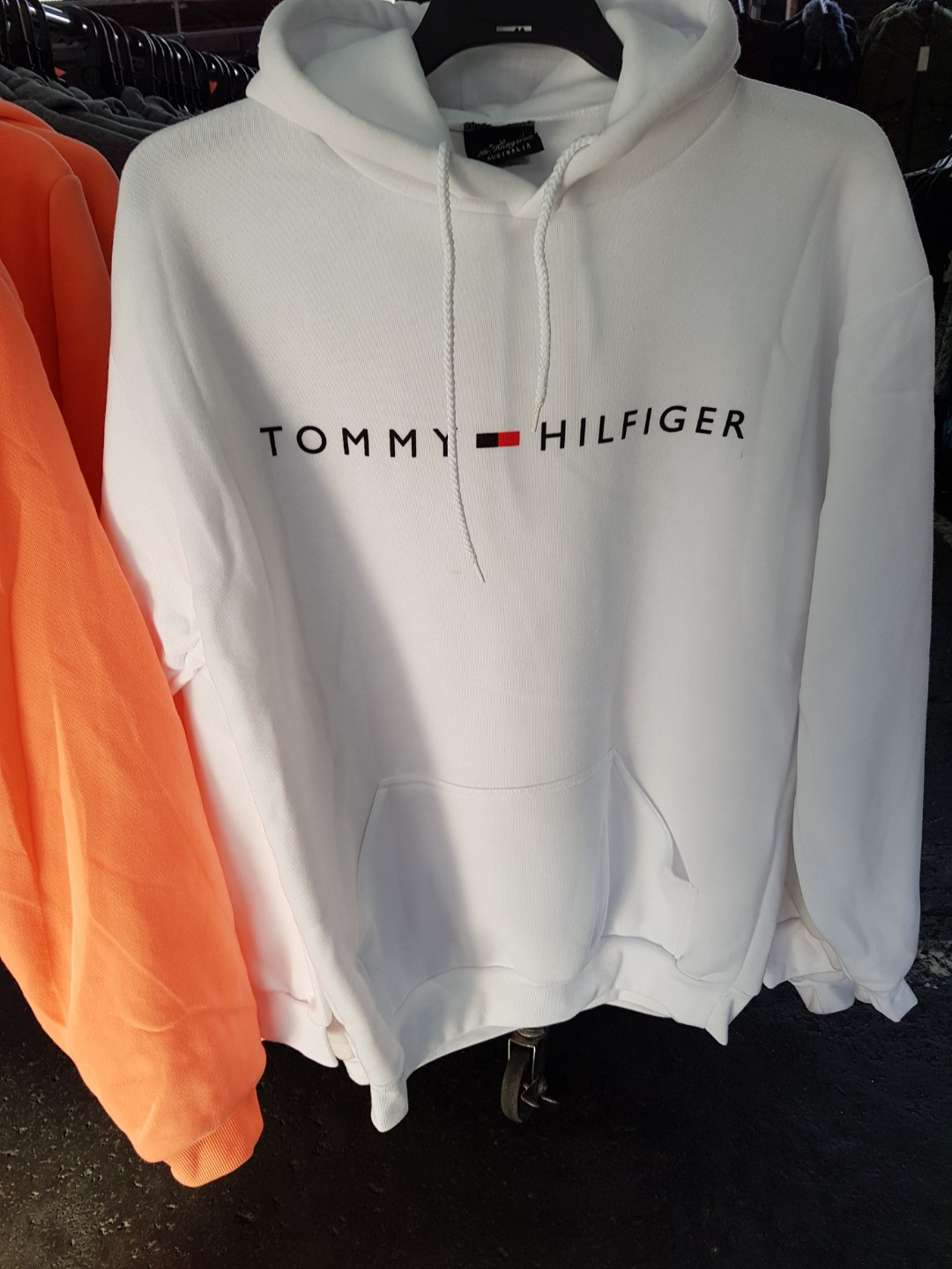 Replica high quality TOMMY hoodie