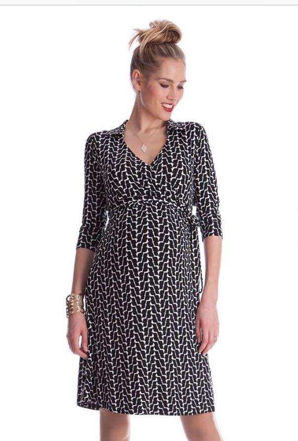 8967478eda Seraphine maternity and nursing dress