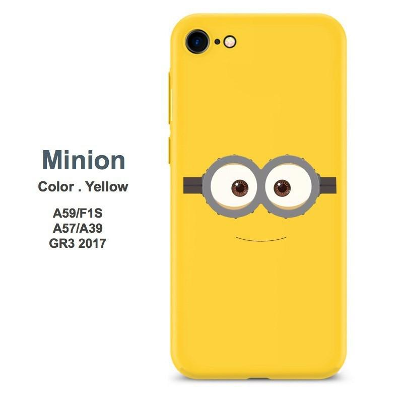 new arrival a0e5b fbea4 Yellow minion huawei gr3 gr5 2016 2017 hard case on Carousell