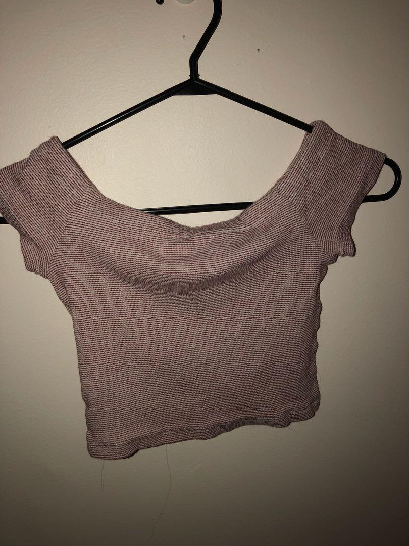 Zara Crop Top // Size S