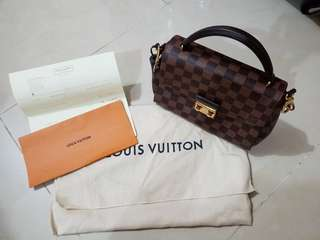 Louis Vuitton Croisette N53000  (99% NEW)