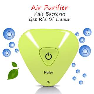 🚚 Haier Air Purifier. Buy it for a cleaner enviornment! Live clean, live healthy!