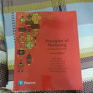 Principal of Marketing An Asian Perspective MKT1705 / MKT1003