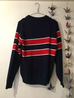 PRICE DROP: Vintage striped sweater
