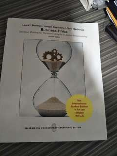 Business Ethics 4th Edition (SMU Accounting)