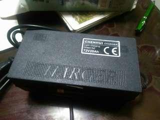 72v20ah Chenhui charger for ebike