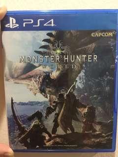 Monster Hunter World R3