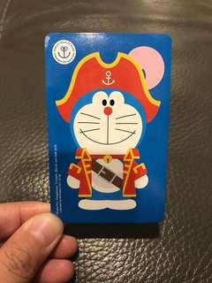 Doraemon Movie Exclusive EZ Link Card