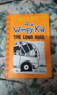 Hardbound Diary of a Wimpy Kid