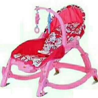 Multifunction Foldable Music Cradle Chair