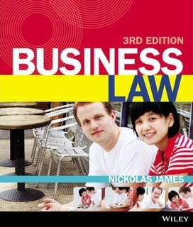 RMIT LAW2446 Commercial Law Textbook