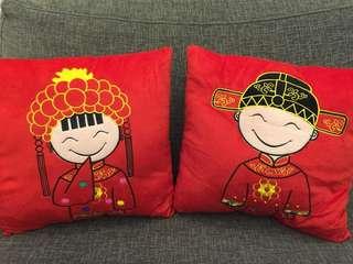 Wedding Cushion Pillows