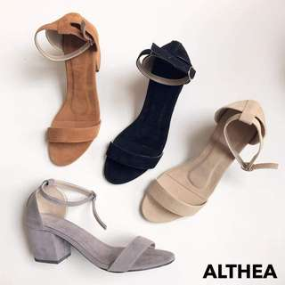 Block Heels - Made to order