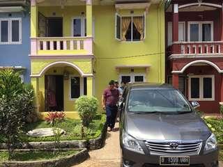 Villa dipuncak murah