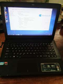 ASUS X452C CoreI3 - 3217U Laptop
