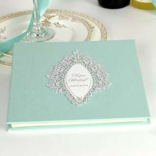 Wedding Guestbook - hard cover