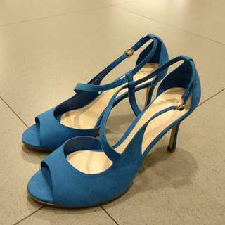 CHARLES&KEITH BLUE