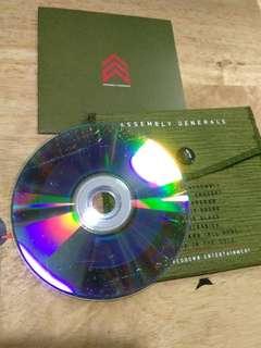 Assembly Generals First Album