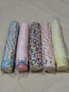 BN Assorted Non- Stick Muffin Cupcake Paper Cups for Baking