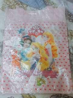 公主兒童袋