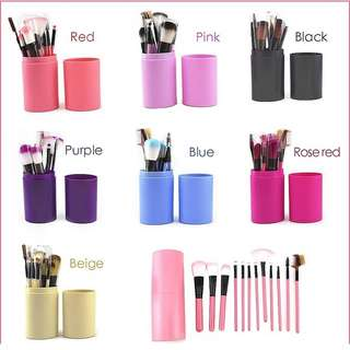 Brush set 12 +Tabung (Ready)
