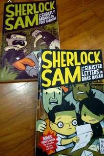 Sherlock Sam #2 and #3
