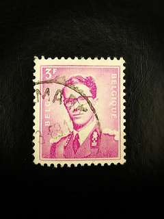 Belgium Postage Stamp 3F