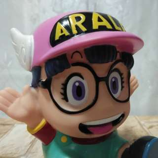 Dragonball ARALE Mini Action Figure Gift Toy