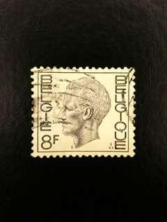 Belgium Postage Stamp 8F