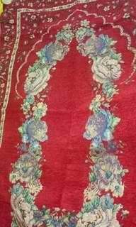 Prayer mat (sajadah)