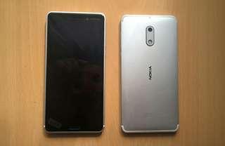 Nokia 6 Silver bisa kredit gan