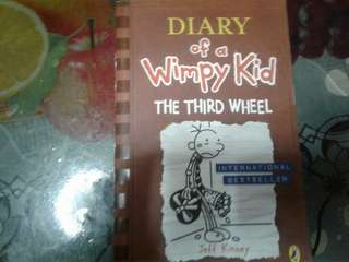Dairy of the wipy kid