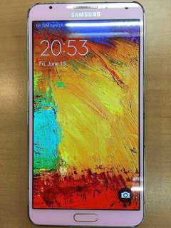 Samsung Note3 LTE (4G) Model:SM-N9005