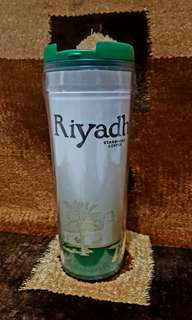 "Starbucks Tumbler ""Riyadh"""