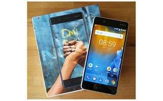 Nokia 5 Black bisa kredit gan