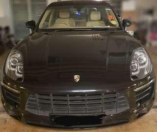 Porsche Macan PDK Auto 2.0