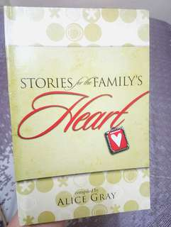 Book Stories for the Family's Heart