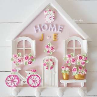 Walldecor Sweet Home