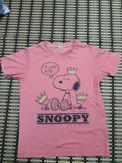 T- shirt snoopy kids
