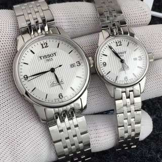 TISSOT Lecocle Auto Couple