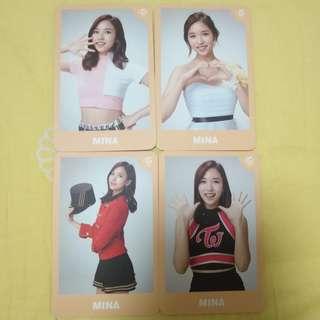 Twice twiceland 演唱會 Mina 定延 set