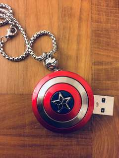 Captain America Shield USB