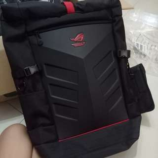 Authentic ASUS Republic of Gamers backpack