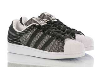 Adidas Superstar Weave Black