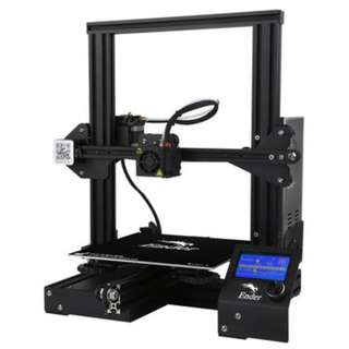 🚚 Creality3D Ender - 3 DIY 3D Printer Kit