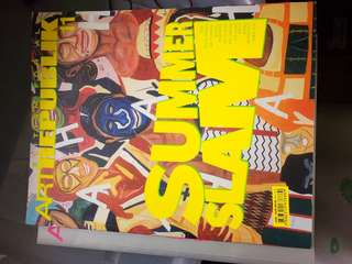 Art republic (past issues of art magazines)