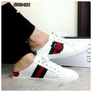 HIGH QUALITY Sepatu Fashion Wanita Murah Sneakers Shoes PLATINUM QUALITY Best Seller #983-221