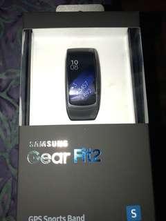 Smart watch Samsung Gear Fit 2