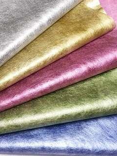 Silk Wrapping Paper ↪ 蚕丝纸 💱$1.80 Each Sheet