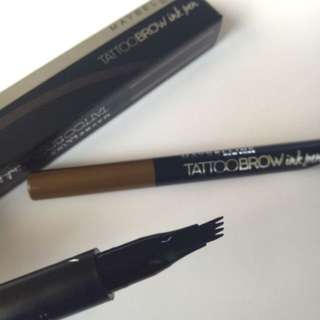 MAYBELLINE TATTOOBROW INK PEN